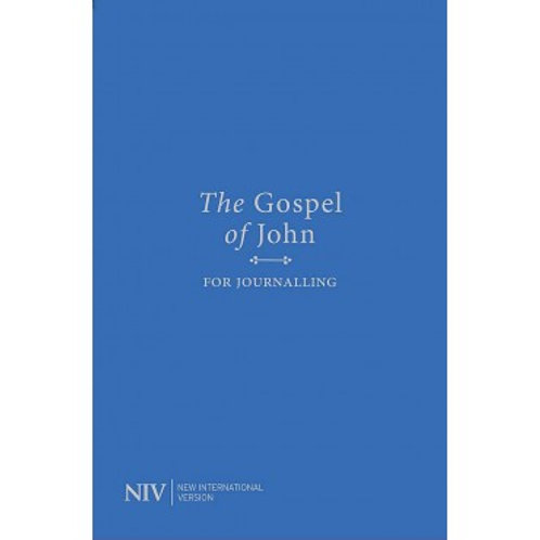 NIV Gospel of John Journalling