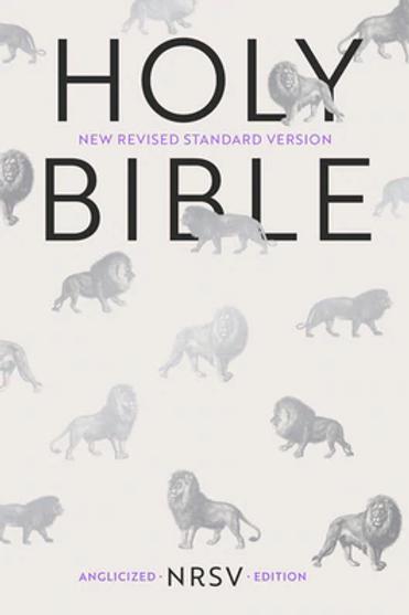NRSV Anglicized Catholic Edition with Apocrypha Hardcover