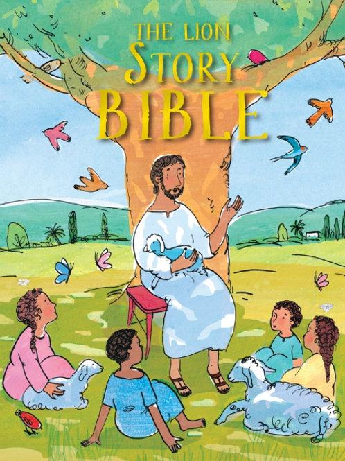 Lion Story Bible