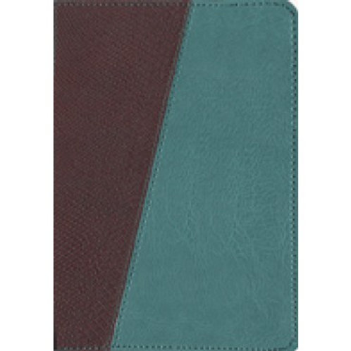 The Message Compact Teal/Grey