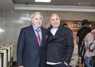 Михаил Гуцериев отметил юбилей со всеми звездами в Кремлевском Дворце