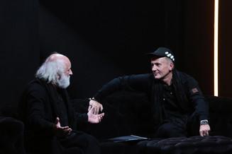 Вячеслав Полунин  Олегу Меньшикову: «Я собираю оболтусов, которые счастливы».