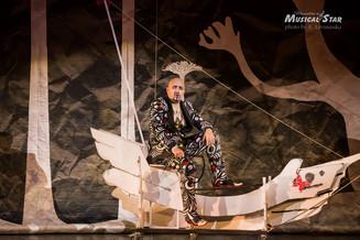 «Летучий корабль» Егора Дружинина в Москве