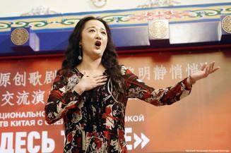 Оперу «А зори здесь тихие» исполнят на китайском языке