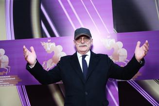 Церемония закрытия 40-го Московского Международного кинофестиваля