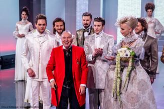 Легендарный модельер Вячеслав Зайцев отметил 80-летие