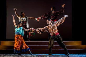 Цыганские струны души театра «Ромэн»