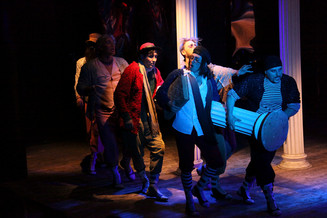 «Укрощение строптивой» на сцене театра на Юго-Западе