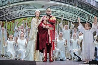 Юные танцоры выступили на сцене Большого театра
