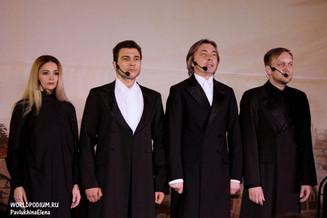 Презентация рок-оперы «КарамазоВы. Вторжение тьмы»