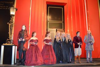Музыкальный подарок от мюзикла «Бал Вампиров» в канун Дня Влюбленных
