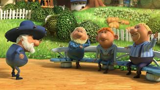 «Урфин Джюс и его деревянные солдаты».