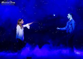 В Москве состоялась премьера самого ожидаемого мюзикла «Привидение»