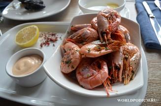 Морской Фестиваль в ресторане TerraMare