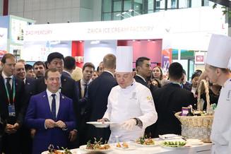 Фестиваль Discover Russian Cuisine в рамках China International Import Expo представил российскую ку