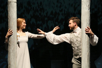 «Ромео и Джульетта»  времён Пушкина