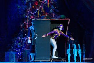 Балет «Щелкунчик» на сцене Государственного Кремлёвского Дворца