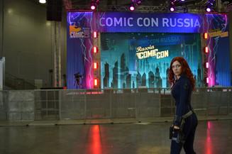 Comic Con Russia и Игромир 2017