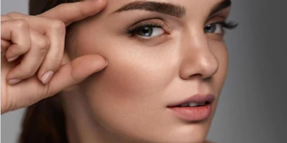 Diseño y Henna de cejas profesional Online