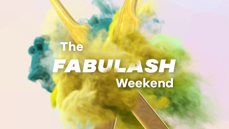 MERCADOPAGO  - The Fabulash Weekend 20, 21 de febrero - Online