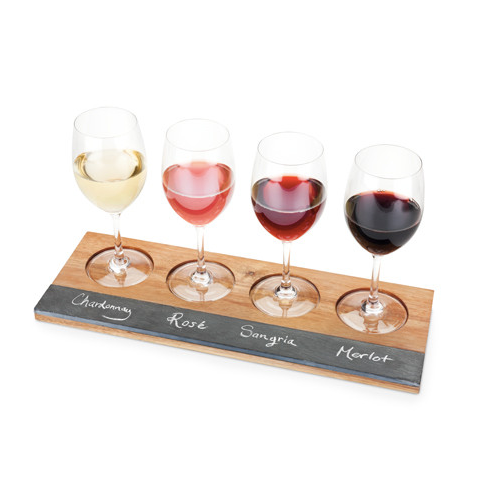 Take Flight Wine Flight Board