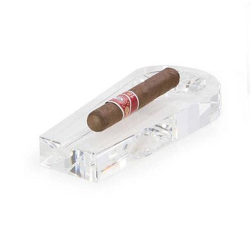 Crystal Clear Cigar Ash Tray