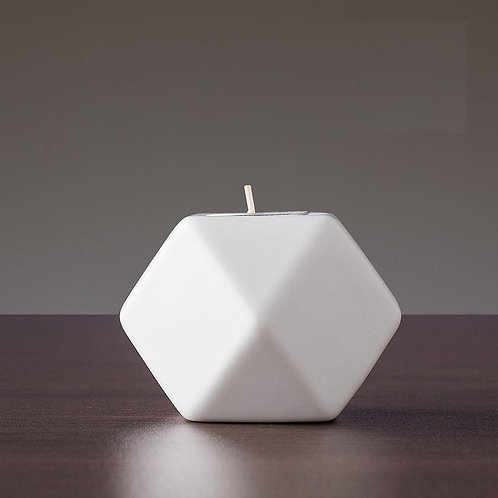 Simply Cubic Tea-light Candle Holder
