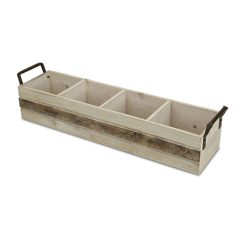 Pressed Wood Caddy