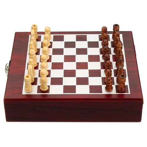 Checkmate Wine Opener/Chess Set