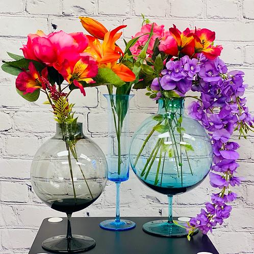 Crystal Clear Vase