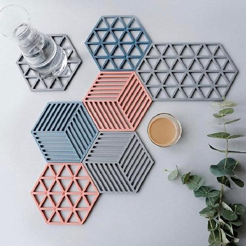 Geo-Style Coaster