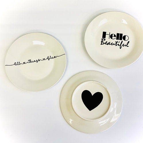 Hello Glamiful Trinket Dishes