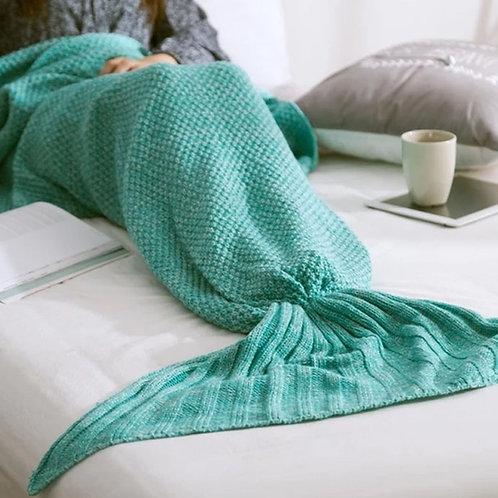 Under The Sea Mermaid Blanket