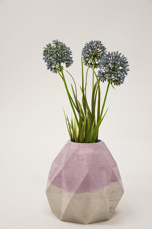 Concrete Chic Vase
