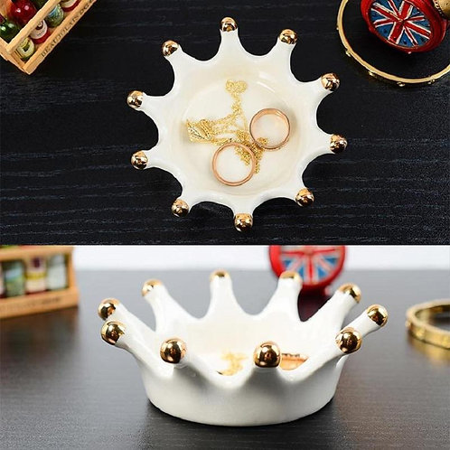 Royal Jewelry Dish