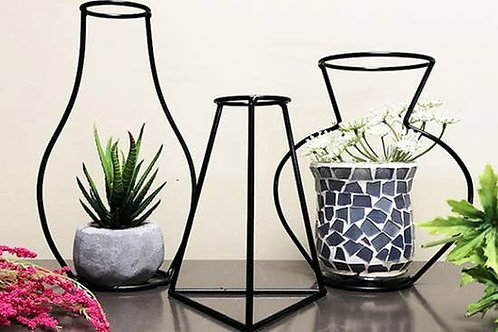 Framework Vase Silhouettes
