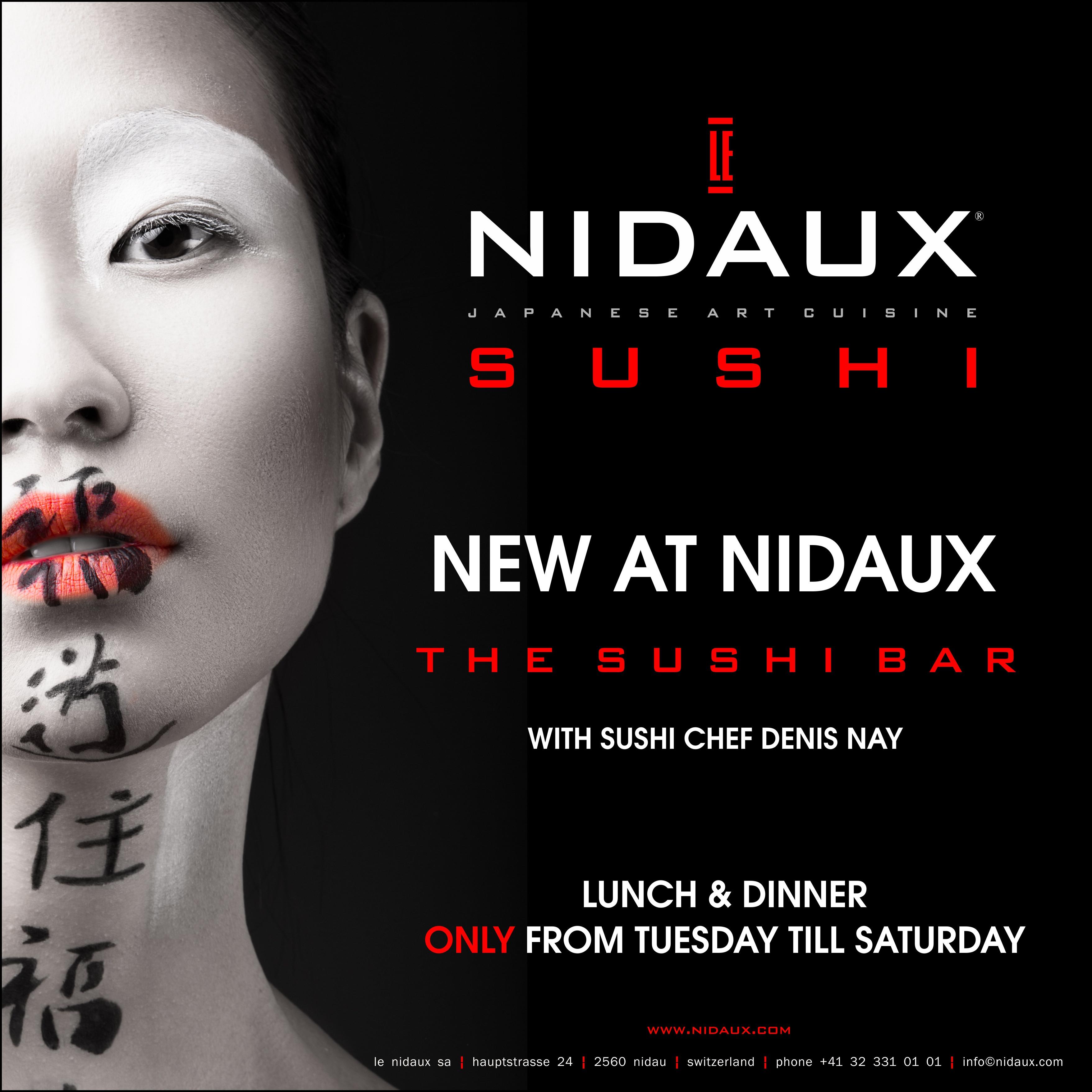 Sushi Class 1. Edition