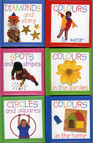 Boxed set of themed board books for toddlers, devised and created for Anness Publishing