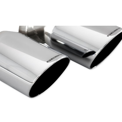 Gemballa Dual Tailpipes for Cayenne