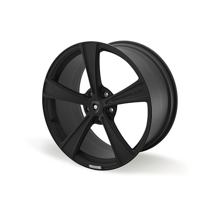 "Cayenne 22"" Black Magic Gemballa GT Forged Alloys"