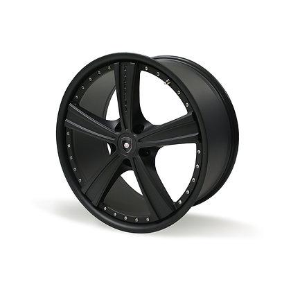 "Cayenne 20"" Black Magic Gemballa GT SPORT-R Alloys"