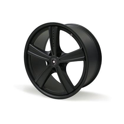 "Cayenne 22"" Black Magic Gemballa GT SPORT Alloys"