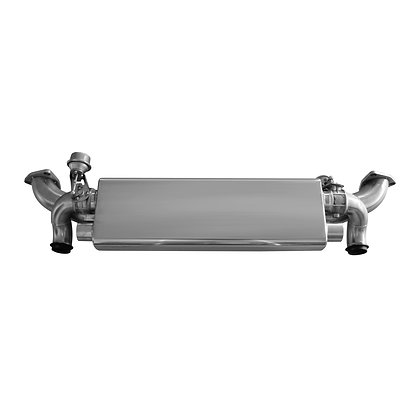 Gemballa Sports Exhaust for 991