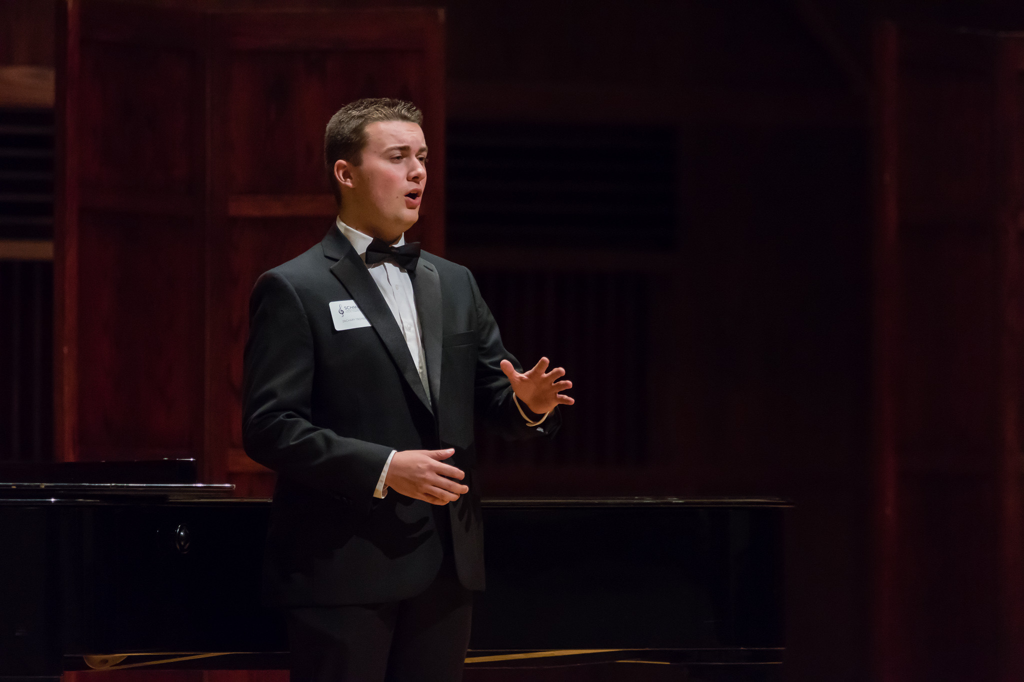 Zach Troyer, Finalist