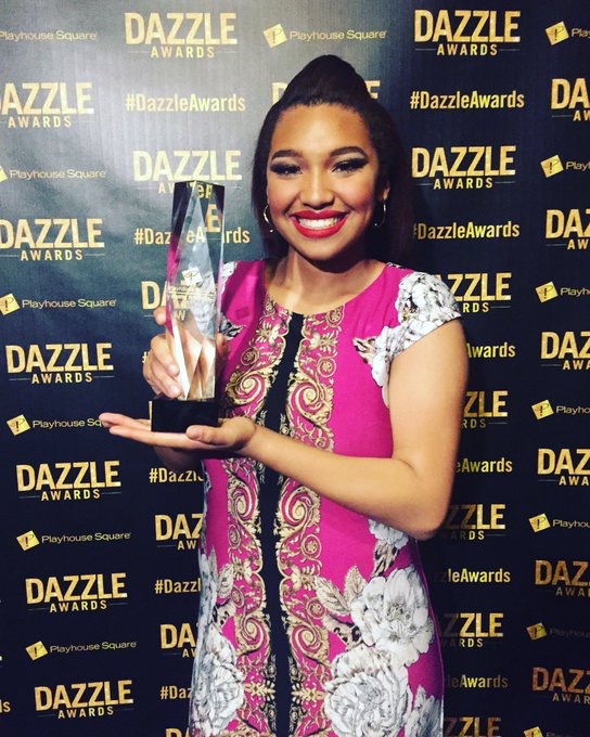 Reyna Moran, Dazzle Awards
