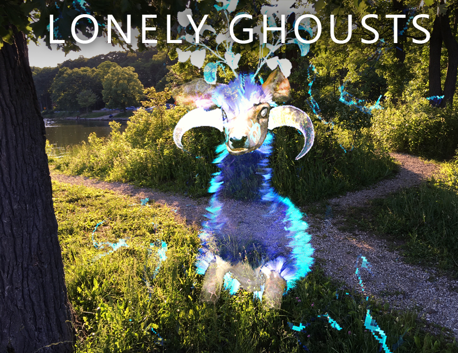 LONELY GHOUSTS