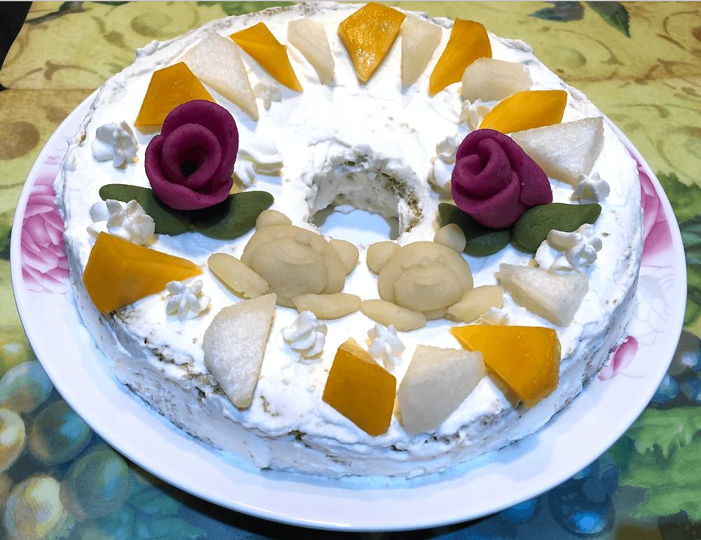 Special Xmas Design Cake - Ozu's Pastry-