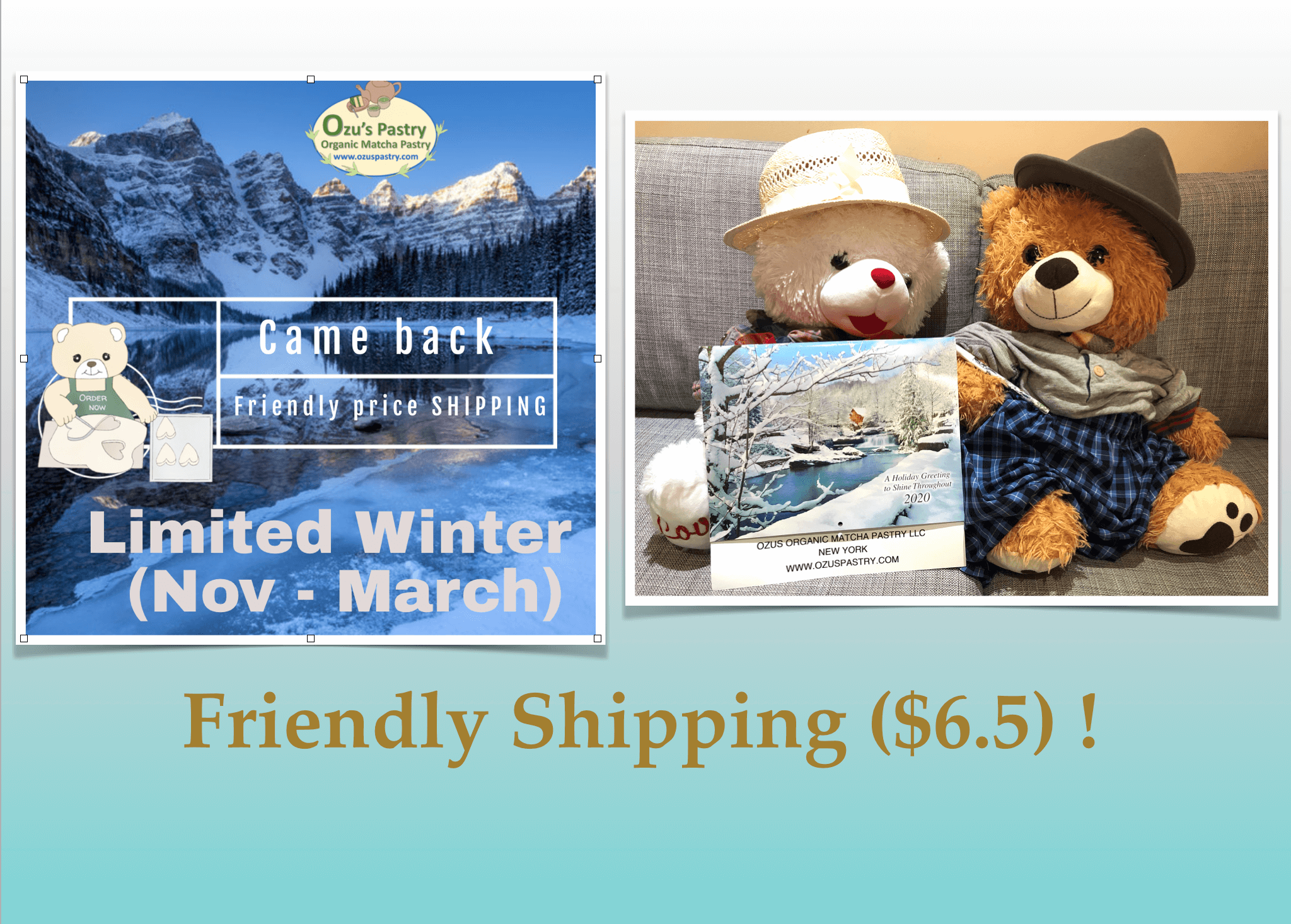 Friendly shipping 2019