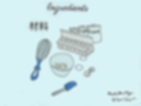 Ozu's Pastry Ingredients image