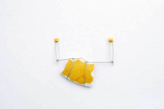 Gold China #4 金与瓷片四号